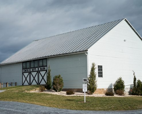 Commercial Companies Build Custom Barns