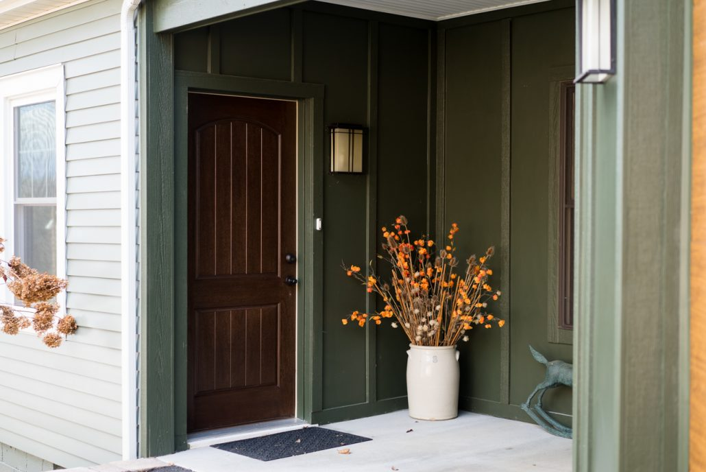Home Additions With Custom Entry