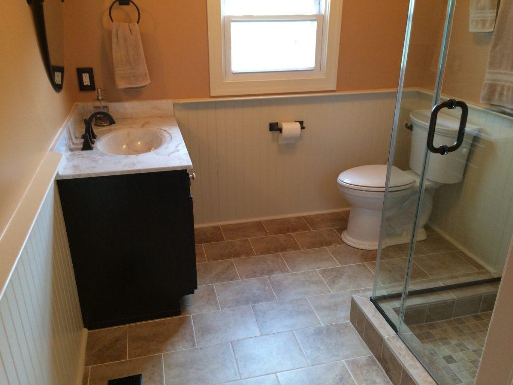 Bathroom Remodel In Weyers Cave VA Integrity Custom Builders - Bathroom remodel what to do first