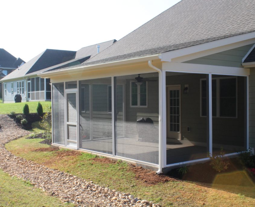 Screened Porch Additions - The Inside Story - Integrity ...