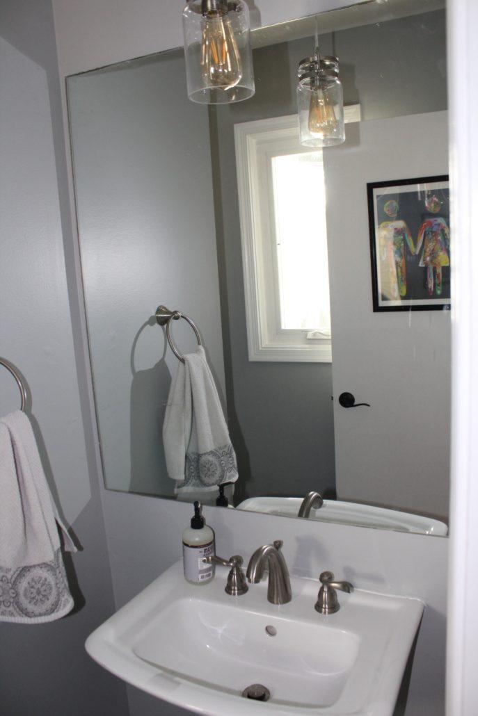Small Bathroom Makeover U2013 Before