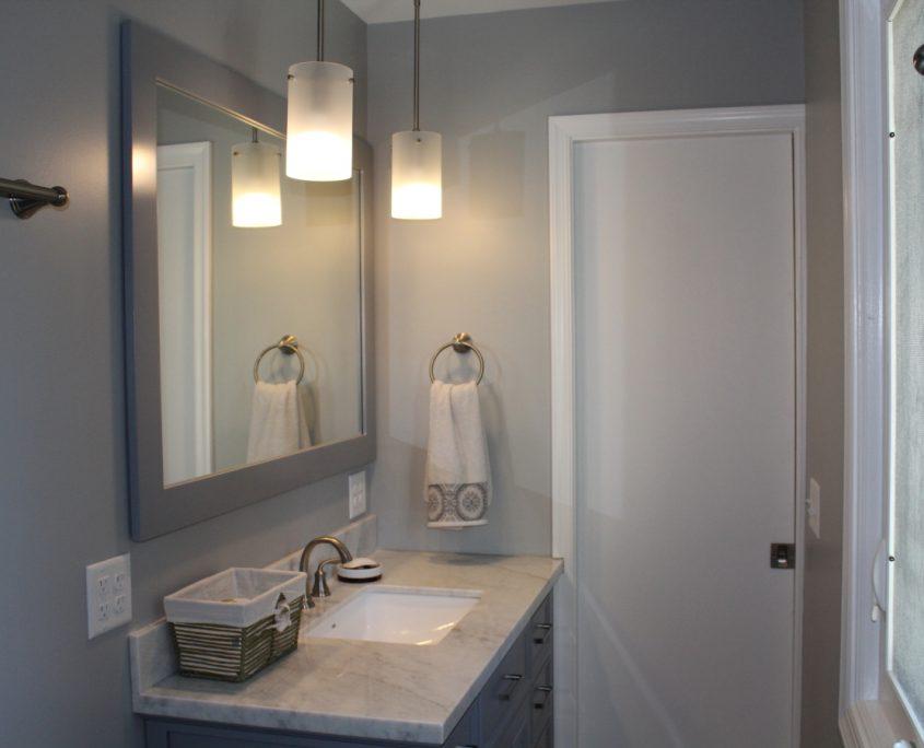 New Bathroom Remodel - Harrisonburg, VA - Integrity Custom Builders
